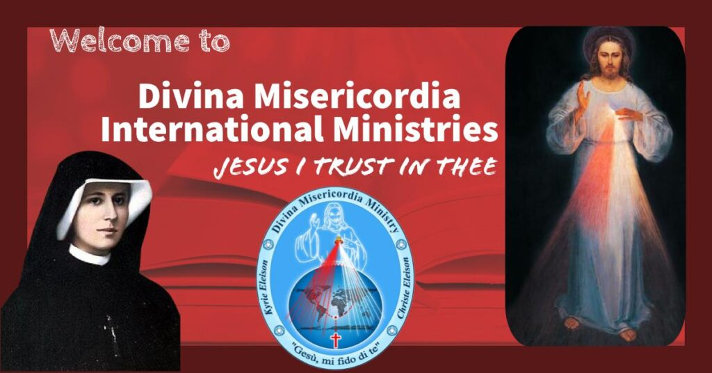 Welcome to Divina Misericordia International Ministries